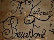 Victoria Font Brush