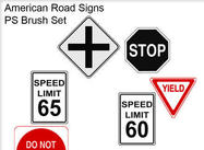 Americanroadsigns
