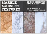 Marble Madness Textures