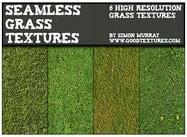 Naadloos Groen Gras Textures