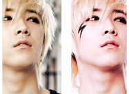 Lee hongki couleur psd