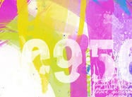 Aqua färg 06