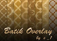 Batik Overlay par e_1