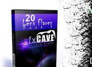 Objektiv Flare PSD Pack