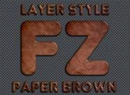 Photoshop Layer Style N.12