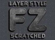 Photoshop Layer Style N.14
