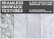 Seamless Snow & Ice Textures