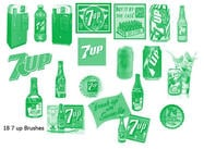 Gratis 7 Up Borstels