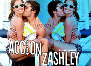 Action photoshop zashley