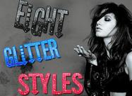 Glitter-styles