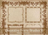 Gratis Decoratieve Borstels