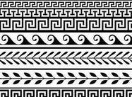 14 padrões de ornamento grego grátis