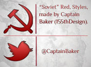 """Soviet"" Red Styles"