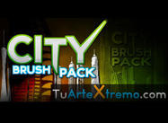 City Brush Pack
