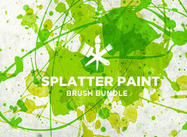 Splatter de tinta
