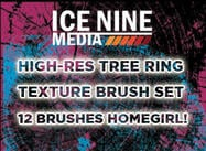 Iceninemedia-tree-ring-texture-brushesvol4