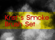Krist's Smoke Brushes