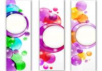 Bubble Header Photoshop Hintergrundbilder