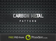 Carbon Fiber Pattern Background