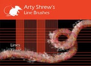 Arty Shrews Tinsle Brushes
