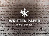 Bb-written-paper