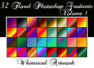 32 Photoshop Gradients for Photoshop