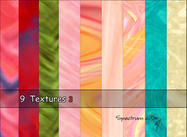 9 Texturen