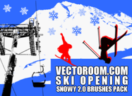 Vectoroom Sneeuwborstels 2.0