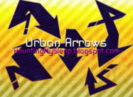 16 Urban Arrow Brushes