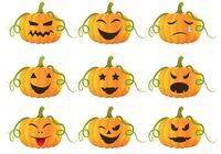 Halloween Pumpkins Brush Pack