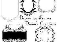 Decoratieve Frames