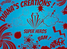 ����� ����� Comic Action Brushes