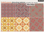 Vintage Graylands Patterns