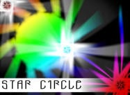 Stars Circle Brushes