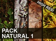 Pack Natural Textures 1