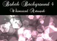 Bokeh Background Mauve