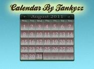 Kalender PSD Door Tankyzz