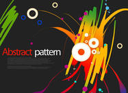 Abstract patroon