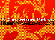 11 Simple Checkerboard Patronen