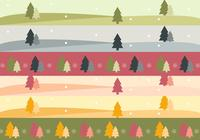 Christmas-tree-landscape-banner-and-brush-pack-photoshop-brushes