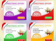 Christmas-web-banner-set-500