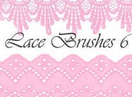 Lace Brushes 6 Styles