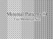 Minimal Patterns # 4