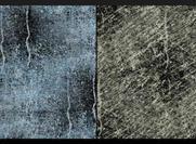 Texturas de gelo ártico