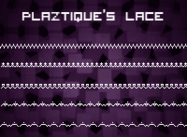 Plaztique's Lace Brushes