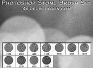 Brosses en pierre