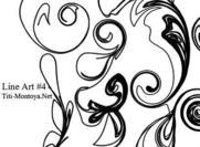 Arte de línea # 4