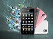 Broschyr LG Phone PSD
