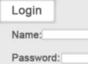 Simple Login - Log in PSD