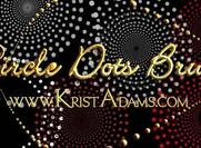 Krist Circle Dot Pinsel